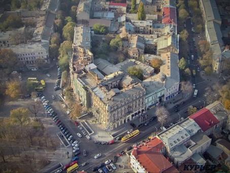 В Одессе начнут реставрировать дом Либмана (ВИДЕО)