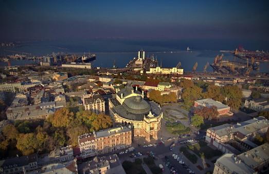 Полет над гнездом Одессы (ФОТО, ВИДЕО)