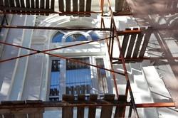 В Украинском театре начался ремонт