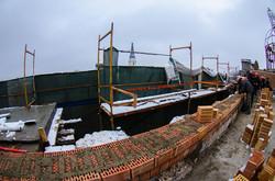 В Одессе на доме Руссова уже построили башенку (ФОТО)
