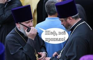 Гей-скандалы в РПЦ с приветом от Суркова