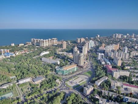 Никаких строительных работ на Гагаринском плато не ведется — чиновник горсовета (ВИДЕО)