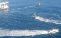 Противостояние ВМСУ и ВМФ РФ в Азовском море