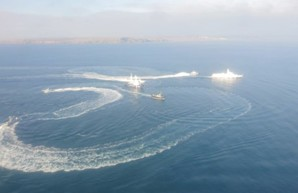 Как Россия атаковала украинский флот (хронология событий)