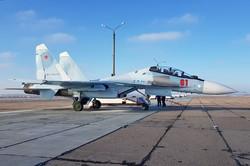 Российские Су-30СМ оснащаются французскими ИЛС производства Thales