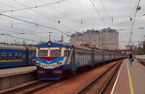 Одесский вокзал почти час не работал из-за проверки подозрительной сумки