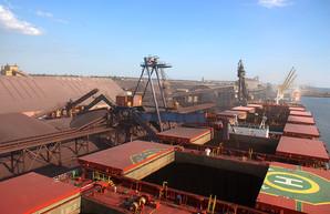 В морском порту «Южный» отчитались о своей работе в 2018 году