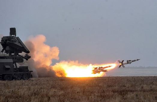 Украинская ракета поразила цель на расстоянии 280 километров (ФОТО)