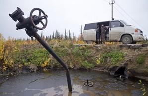 """Нефтяное распутье бензоколонки """"Россия"""""""