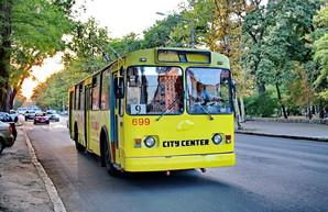 Одесситов просят сообщать о поломках трамваев и троллейбусов