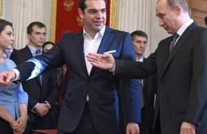Греки заранее прицениваются, за сколько к себе пустят российскую трубу