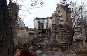 По следам одесских развалин и заброшенных объектов (ВИДЕО)
