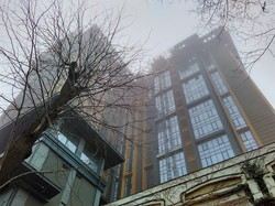 Одессу окутал густой туман: не видно даже морской вокзал (ФОТО)
