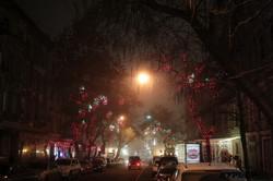 Вечерняя Одесса в тумане: смотрите, как красиво (ФОТО)