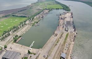 Из-за тумана ограничена работа портов на Дунае