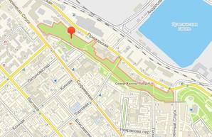 Кто облагородит сквер в Одессе под бульваром Жванецкого