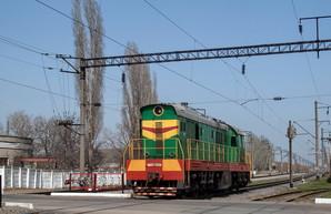В Одессе на несколько дней закрывают важные железнодорожные переезды