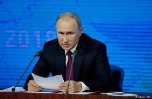 Большая пресс-конференции Путина: много лжи, мало сути