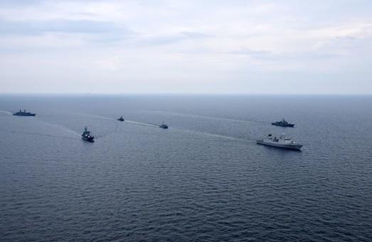 Легитимация российской агрессии в Чёрном и Азовском морях