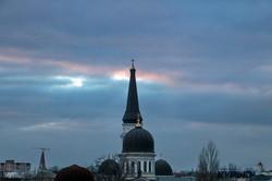 Как Одесса погружается в темноту (ФОТО, ВИДЕО)