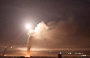 ВВС Израиля вновь нанесли удары по Дамаску