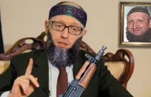 Предновогодние фейки Кремля или про страшилку о ИГИЛ в ВСУ
