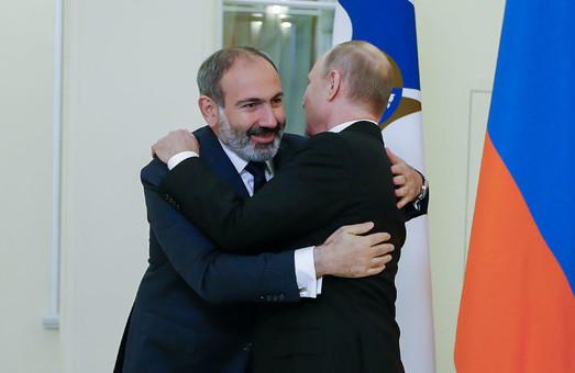 Кремль все больше разочаровывает Армению