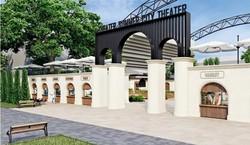 Проект реконструкции Летнего театра Горсада обсудили в одесской мэрии (ФОТО)