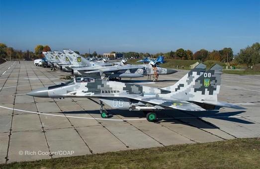 ВС ВСУ в 2018 году обновили рекордное количество МиГ-29