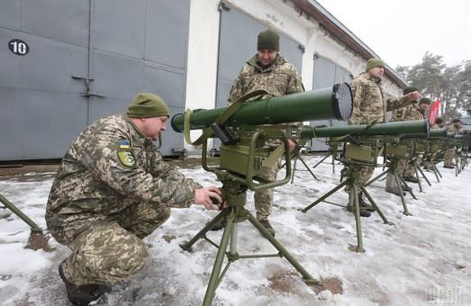 Баланс украинских ПТРК и российских целей для них