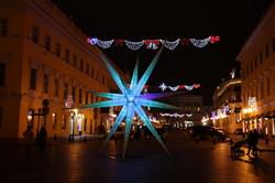 Новогоднее настроение в Одессе (ФОТО)