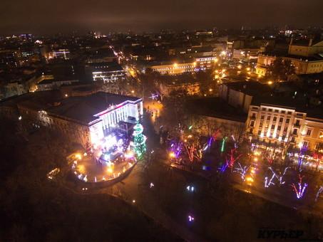 Самые интересные события 2018 года в Одессе: декабрь (ФОТО)
