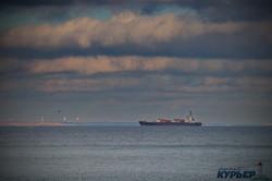 Январское море в Одессе накануне морозов (ФОТО, ВИДЕО)