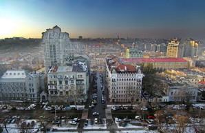 В Одессе за 2018 год построили на треть меньше жилья