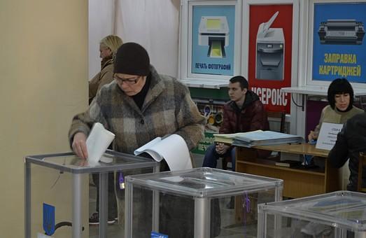 Как будут голосовать жители Одесской области на выборах президента: список избирательных округов