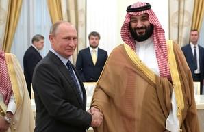 Россия подставила Саудовскую Аравию с сокращением добычи нефти