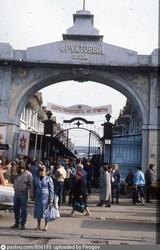 Как выглядела цветная и грязная Одесса в 1989 году (ФОТО)