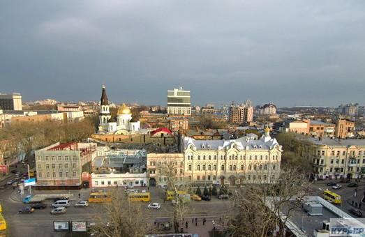 200 домов Одессы за три года станут красивее