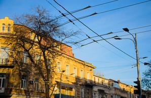 Когда в Одессе троллейбусы вернутся на улицу Ришельевскую (ФОТО)