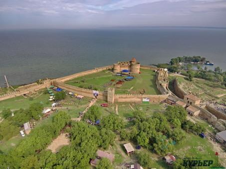Средневековая крепость в Одесской области имеет шанс попасть в список наследия ЮНЕСКО (ВИДЕО)