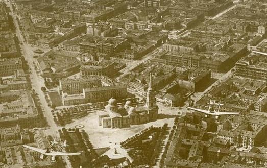 Как 90 лет назад Одессу посетил итальянский воздушный флот (ФОТО, ВИДЕО)