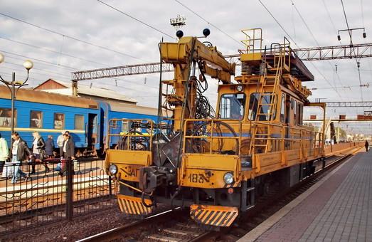 В 2018 году одесские железнодорожники отремонтировали три моста