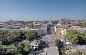 Одесский горсовет намеревается принять новую программу сохранения исторического центра города
