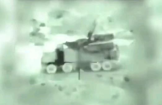 """Неэффективность ЗРПК """"Панцирь-С1"""" доказанная F-16"""