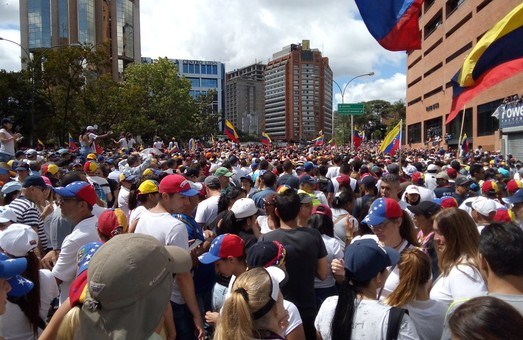 Закономерный финал Мадуро близок, но пока не настал