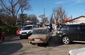 В Одессе ограничили въезд транспорта в прибрежную зону