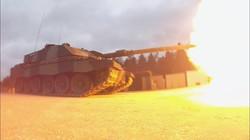 Старый-добрый Challenger 2 жжёт Т-72 по-новому