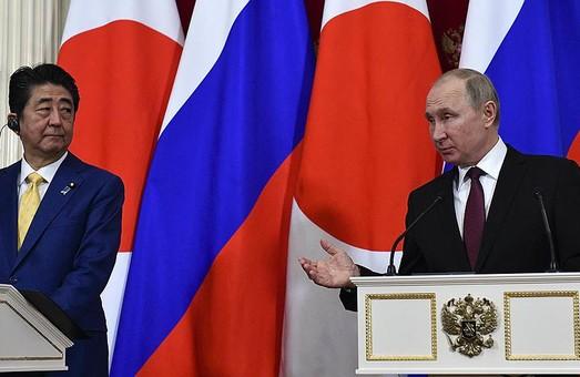 Путин снова опозорился: продать Японии Курилы не получилось