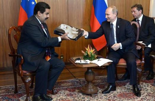 Венесуэльский пат или сколько на самом деле миллиардов Россия подарила Мадуро