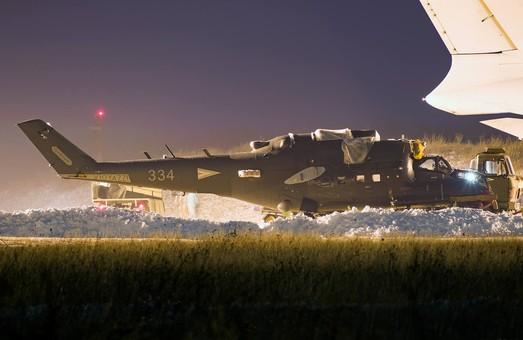 ВВС Венгрии продолжают модернизировать свои Ми-24 в РФ